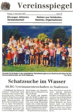2003-09-05_vereinsspiegel
